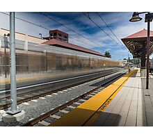Monrovia Metro Station Photographic Print