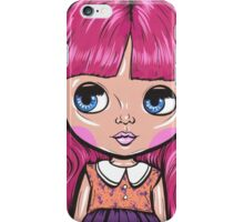 Pink Blythe Doll iPhone Case/Skin