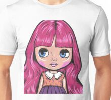 Pink Blythe Doll Unisex T-Shirt