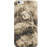 Saint of Siena iPhone Case/Skin