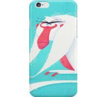 Monkey Business (Jiro) iPhone Case/Skin