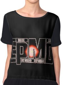EPMD Extended Crew  Chiffon Top