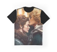 Jamie & Claire Graphic T-Shirt