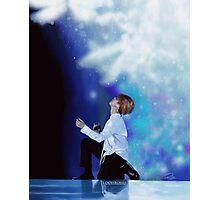 Jimin BTS Solo Photographic Print