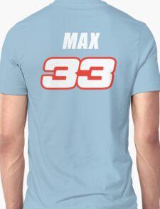 RedBull Formula 1 Driver Max #33 T-Shirt