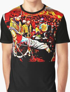 FREESTYLE FLOWS Graphic T-Shirt