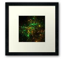 Infinite Universe Framed Print