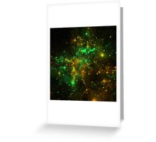 Infinite Universe Greeting Card