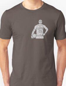 LeBron James Sketch  Unisex T-Shirt