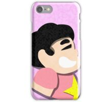 Pseudo Papercraft - Steven iPhone Case/Skin
