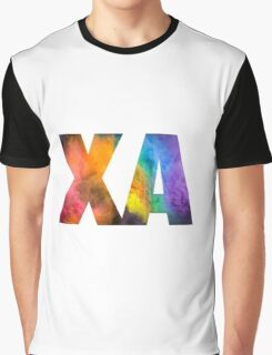 X Ambassadors Powder Paint Graphic T-Shirt