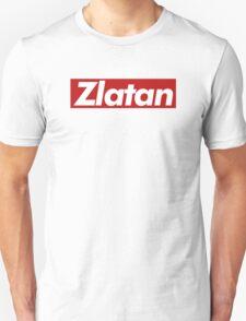 Zlatan Ibrahimovic - Supreme Unisex T-Shirt