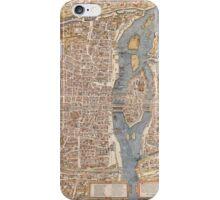 Original Paris: Around the world.. Wanderlust! iPhone Case/Skin