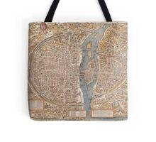 Original Paris: Around the world.. Wanderlust! Tote Bag