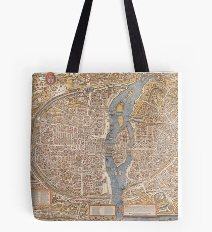 Original Paris: Around the world.. Wanderlust! Tote Bag