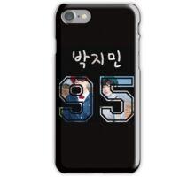 Jimin - 95 iPhone Case/Skin