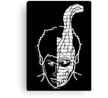 """I'll send the monsters back to the underground"" Donnie Darko Canvas Print"