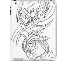 Biomech Graffiti  iPad Case/Skin