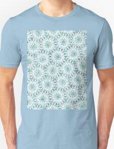 Electrified Snowballs Pattern T-Shirt