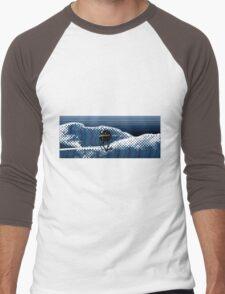 Probe Men's Baseball ¾ T-Shirt