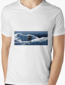 Probe Mens V-Neck T-Shirt
