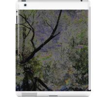 Solarized Swamp iPad Case/Skin