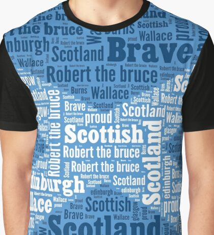 The Saltire Graphic T-Shirt
