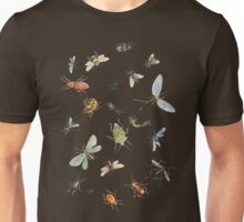 Creepy crawlies: Dark Unisex T-Shirt