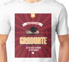Congratulations graduate Unisex T-Shirt