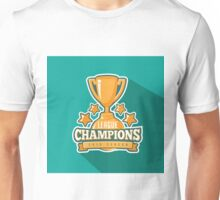 League Champions insignia Unisex T-Shirt