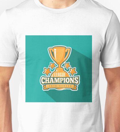 League Champions insignia Unisex T-Shirt
