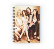 Pretty Little Liars Spiral Notebook