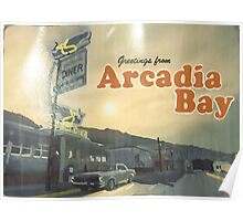Life is strange from Arcadia Bay Poster