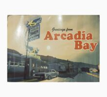 Life is strange from Arcadia Bay Baby Tee