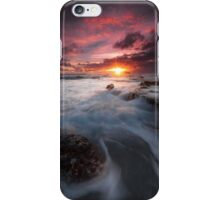 Maukatia (Maori) Bay Seascape  iPhone Case/Skin