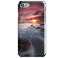 Maukatia (Maori) Bay Seascape  iPhone Case/Skin