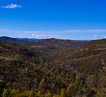 Brindabella Ranges ACT Australia by Candy Jubb