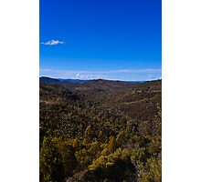 Brindabella Ranges ACT Australia Photographic Print