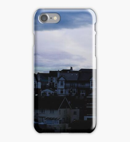 Teignmouth at Dusk iPhone Case/Skin