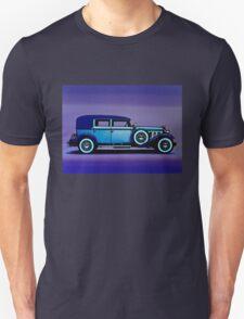 Cadillac V16 Painting Unisex T-Shirt