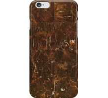 marble yellow iPhone Case/Skin