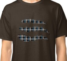 Plaid Rips Classic T-Shirt