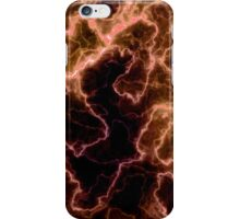 light marble yellow iPhone Case/Skin