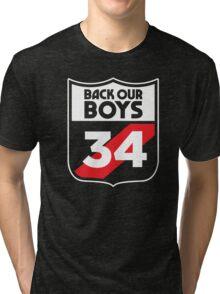 Back Our Boys Tri-blend T-Shirt