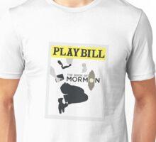 Book of Mormon Playbill Unisex T-Shirt
