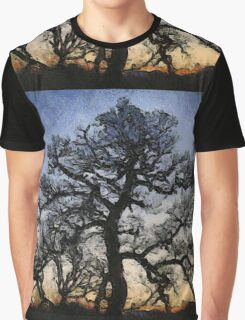 Naked Tree Graphic T-Shirt