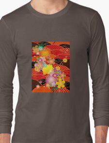 Japanese kimono 4 Long Sleeve T-Shirt