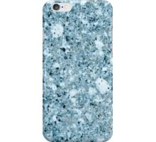 blues marble iPhone Case/Skin