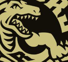 Toronto Raptors - OVO Gold Sticker
