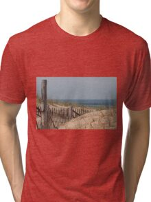 Over the dunes Tri-blend T-Shirt